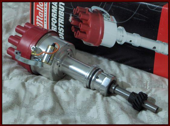 MALLORY Dual Point Distributor Pt No 2555401H 1969 1980 Ford 351W  IMG 4780  https://ajunkeeshoppe.blogspot.com/