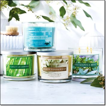 Image result for avon home fragrance collection spring