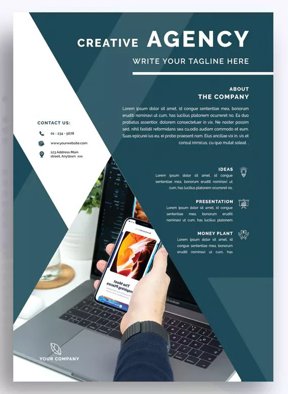 Bapang Professional Business Flyer Template Psd Download