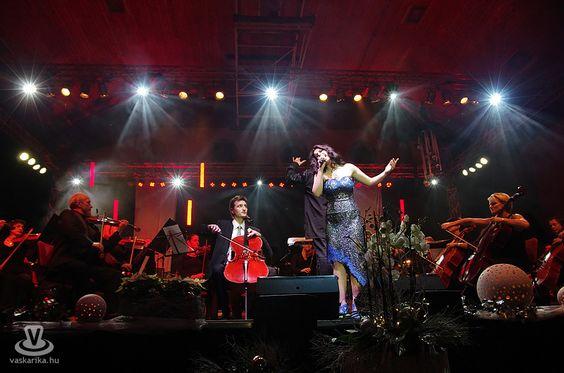 Vaskarika - Radics Gigi kinőtte a gimnáziumot - Symphonic Live Sárváron