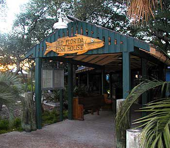 Old Florida Fish House, in Santa Rosa Beach, Florida