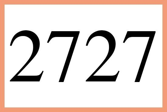 2727のエンジェルナンバーの意味は 信じるパワー です More Than Ever エンジェル ナンバー エンジェル 信じる