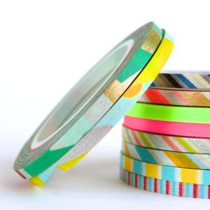 mt Super Slim 3mm Washi Tape Duo E from omiyage.ca