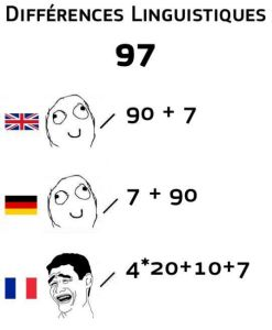 Learning French language. #humor