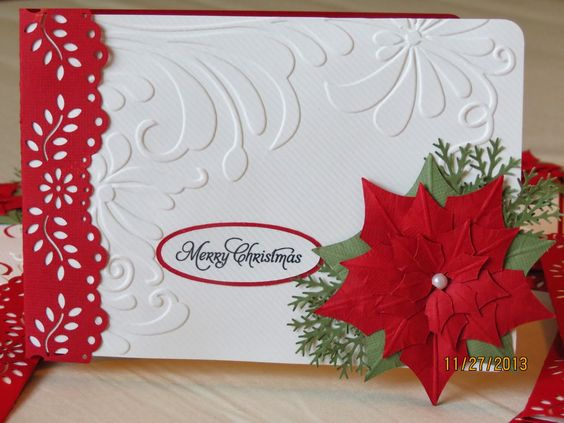 Ligaya's Creativity Zone: Christmas Card 2013