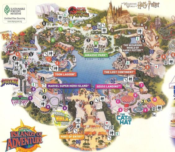 Universal Studios Orlando. Would love to go to the wizarding world of Harry potter