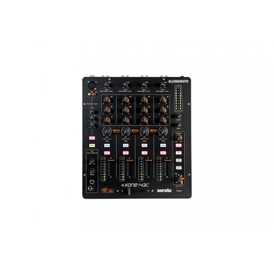Allen & Heath Xone:43C  3,5 mm     #Allen & Heath #XONE43C #DJ Equipment  Hier klicken, um weiterzulesen.