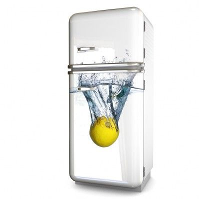 Klebefolie für Kühlschrank Elektronik Haushaltsgeräte 317595
