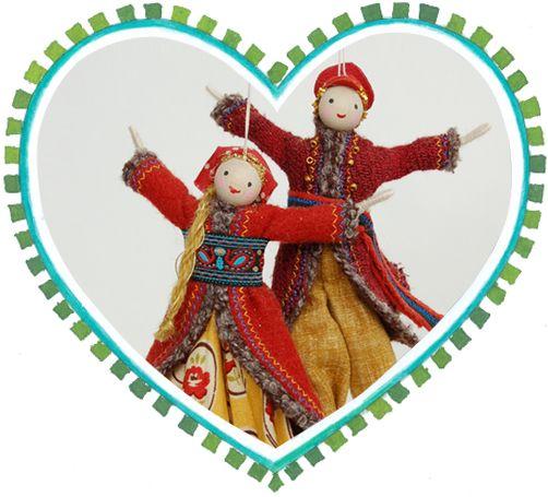 Halinkas Fairies  Homemade Christmas Decorations  Christmas