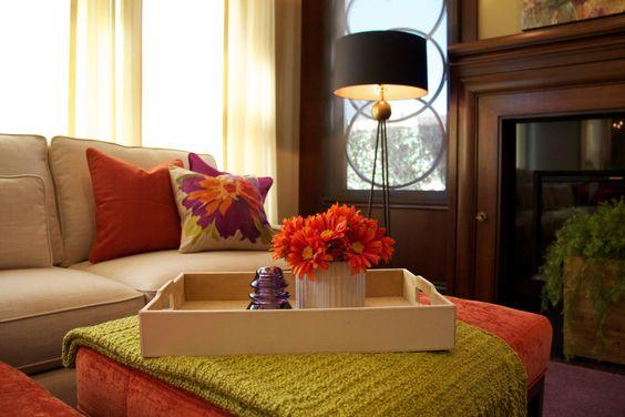 Interior Design ... DIY How To make a custom size Area Rug