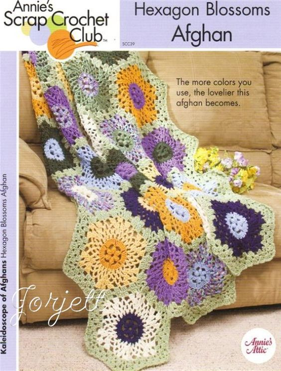 Crochet Pattern Central - Free Afghan Crochet Pattern Link ...