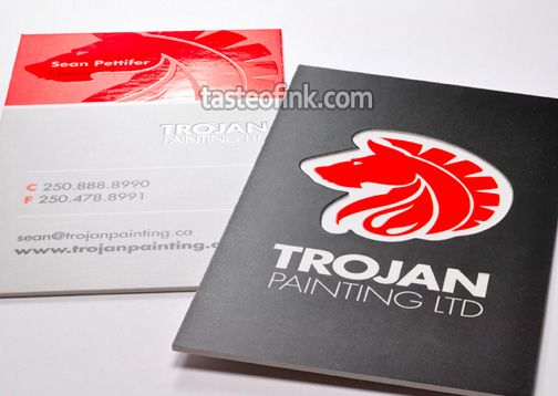 business card trojan layer silk cards with spot gloss uv business cards pinterest business cards and business