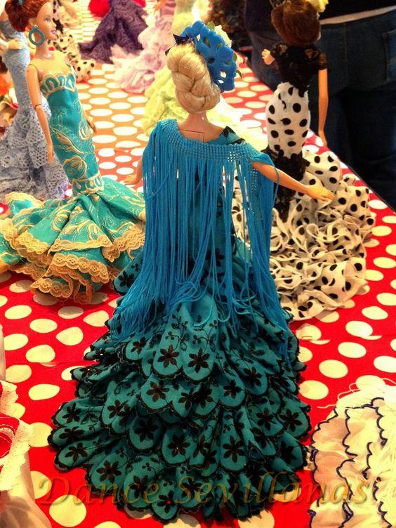Barbie Flamenca