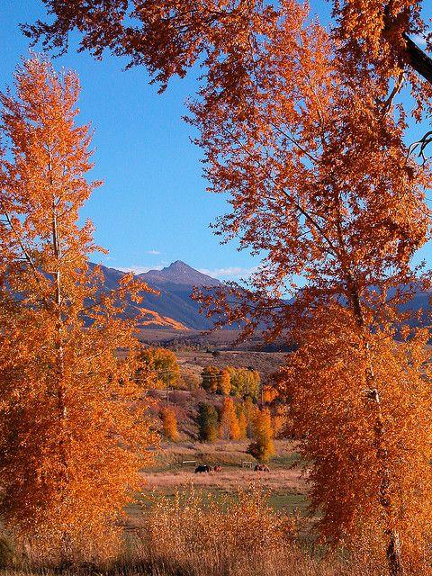 Vail, Colorado; photo by Wayne Boland