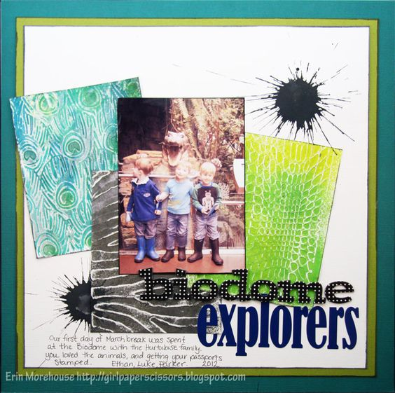 To things to do with embossing folders