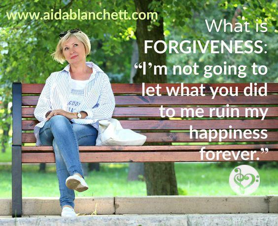 Quanta confusione sul #perdono :) www.aidablanchett.com  #letitgo #enjoyyourlife #stayhealthy