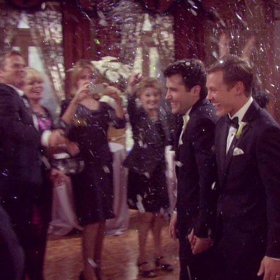 """""""We did it. We're married."""