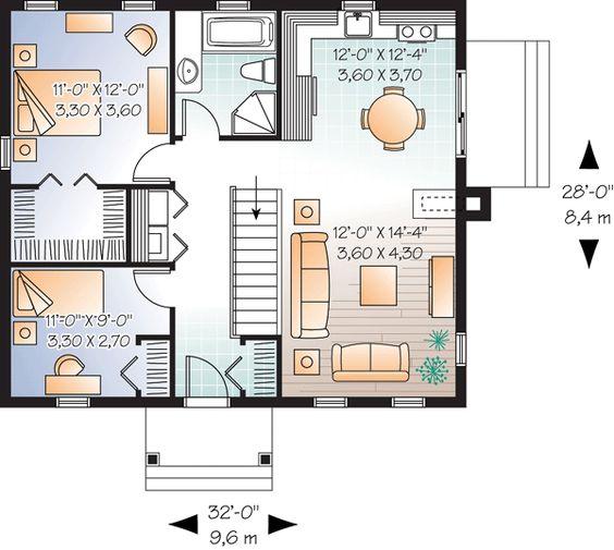 Bungalow House Plans Bungalows House Plans The Porch House Floor Plans
