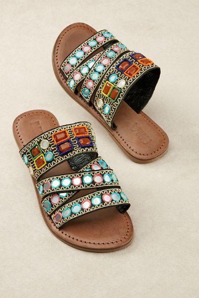Inspirational Summer Flat Sandals
