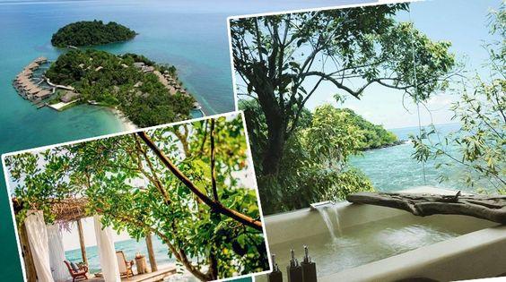 Hòn đảo Song Saa xinh đẹp và thơ mộng