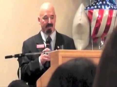 Dan Sebring Speaks at RPMC Fall Fest 2012