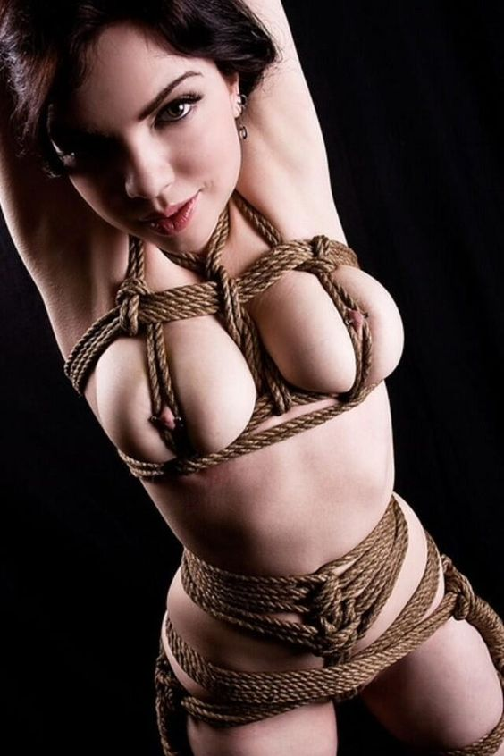 I love the intricate rope work