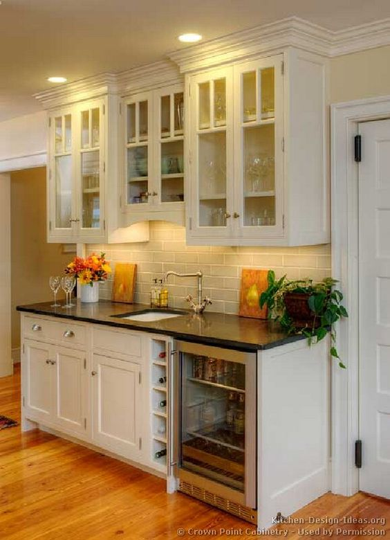 Wet Bar Or Small Kitchen Kitchens Pinterest Pictures