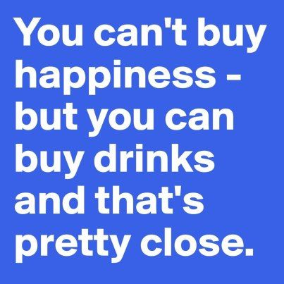 Boldomatic // You can`t buy happiness - but you can buy drinks and that`s pretty close