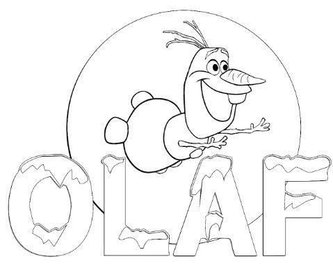 Dibujos De Frozen Para Colorear Olaf Elsa Coloring Pages Free Disney Coloring Pages Frozen Coloring