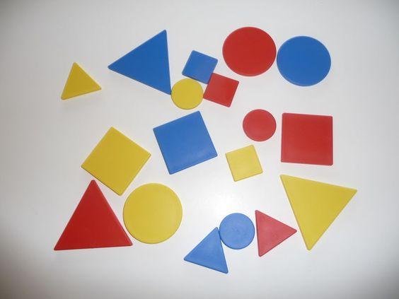 """Résultat de recherche d'images pour """"tri par couleur blocs logiques"""""""