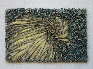 Textilszobrászat Mach Márti alkotásai: július 2013