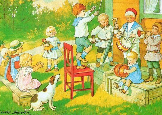 Little Orchestra    Jenny Nystrom: