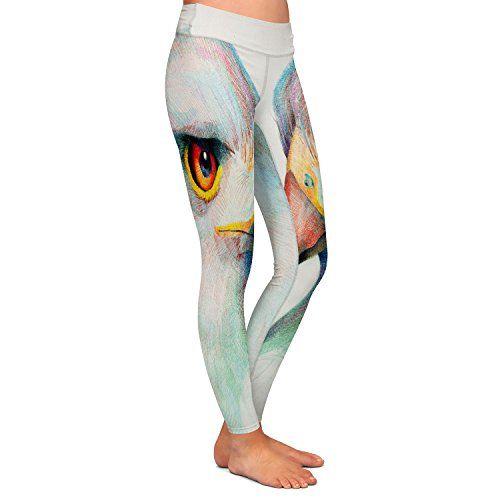 Athletic Yoga Leggings from DiaNoche Designs by Gerry Segismundo Untamed Look