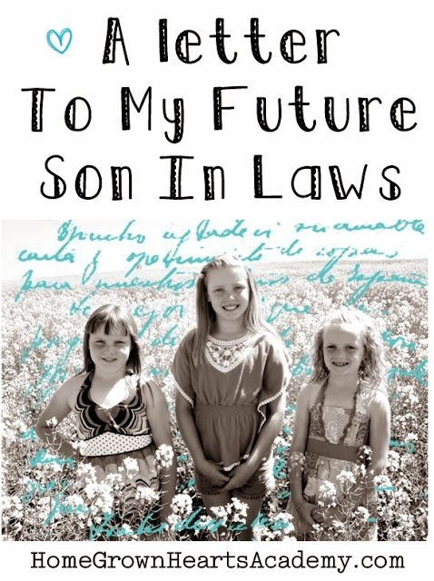 letter to future daughter in law the world s catalog of ideas 23202