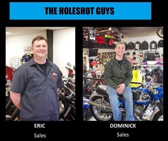 Our Metric Sales Staff.