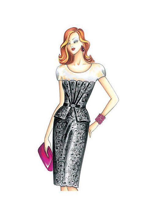 F3442 | Kwik Sew Patterns | sewing tips | Pinterest | Encaje ...