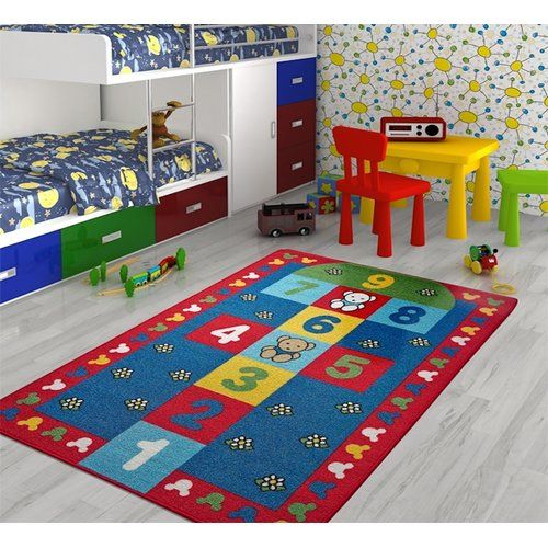 Educational Red Blue Indoor Outdoor Rug Longweave Rug Size Rectangle 100 X 150cm With Images Carpets For Kids Kids Rugs Rugs