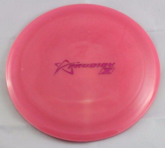 400s D3 173g Driver Prodigy Discs Dark Pink X-Out Disc Golf Disc