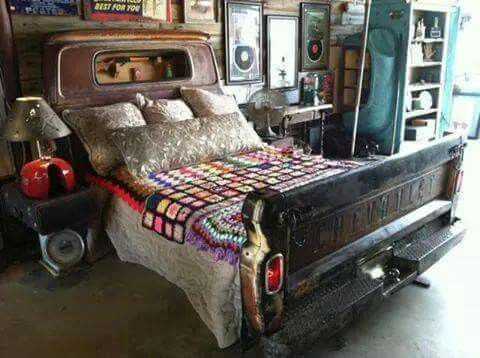 This Would Be The Coolest Bed Would Be Great To Have The Room To Have One Diy Upcycling