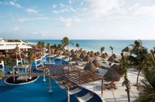 Excellence Playa Mujeres, all inclusive resort in Cancun, Mexico