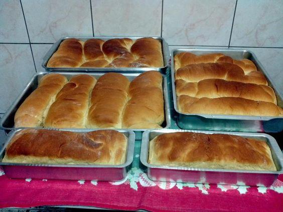 Meus pães