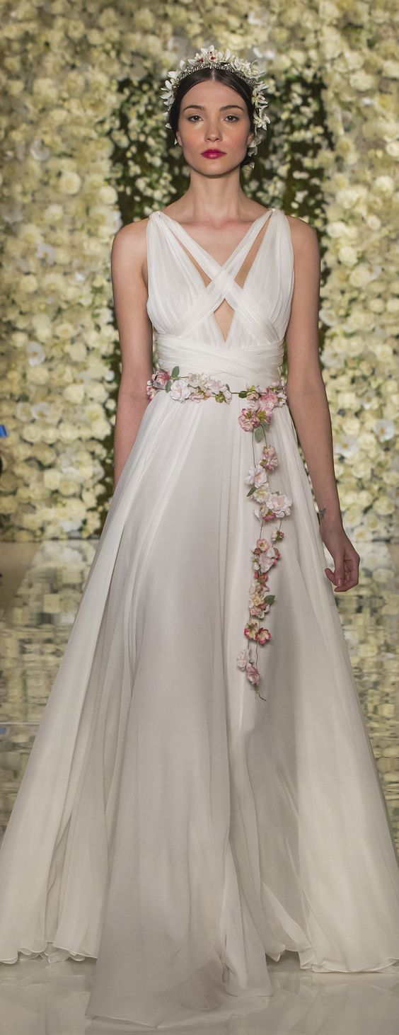 Perfect destination wedding dress