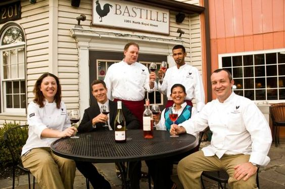 cafe bastille reservations