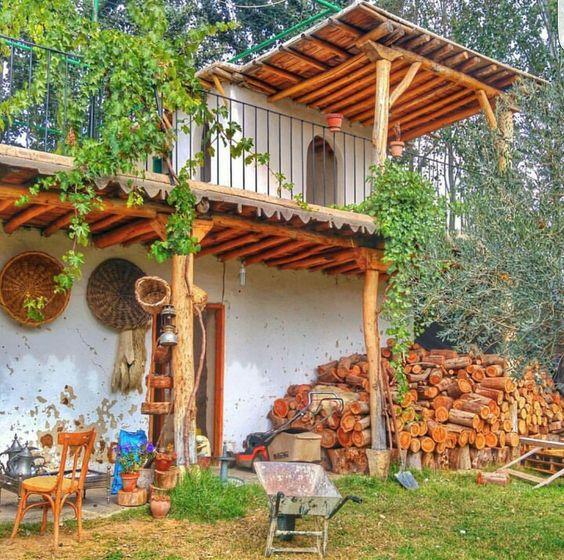 Enchanting homes of Lebanon.