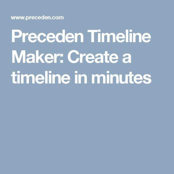 The 25+ best Timeline maker ideas on Pinterest Online timeline - sample timeline for kids