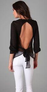 Amazing blouse.