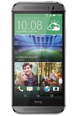 €635.50 Mobile HTC ONE M8 GRIS ACIER