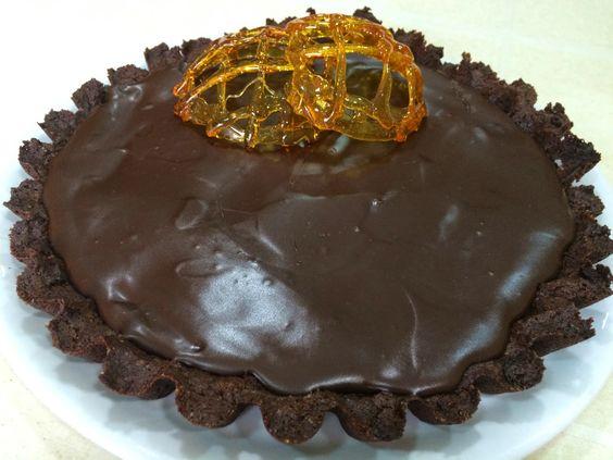 Sugar Avenue: Tarta de caramelo y chocolate