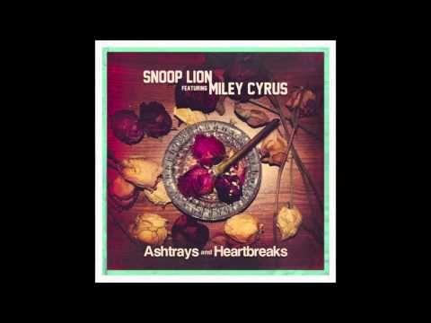 [AUDIO ESTRENO] Snoop Lion feat. Miley Cyrus - Ashtrays and Heartbreaks