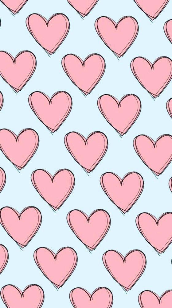 We Heart It Friday Faves On We Heart It Heart Wallpaper Cute Patterns Wallpaper Pattern Wallpaper